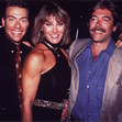 Jean Claude Van Damme, his then wife Darcy and Mar