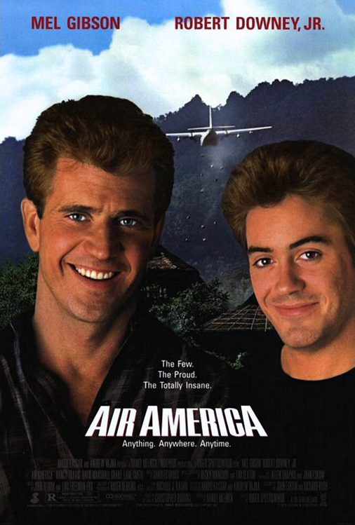Poster for Air America