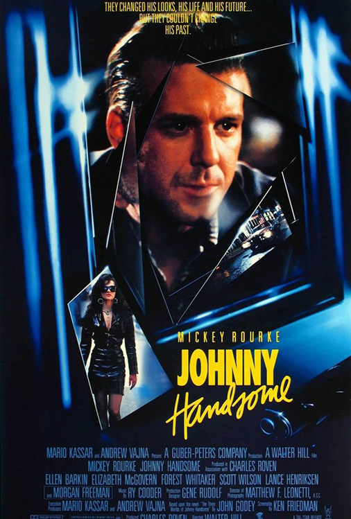Poster for Johnny Handsome